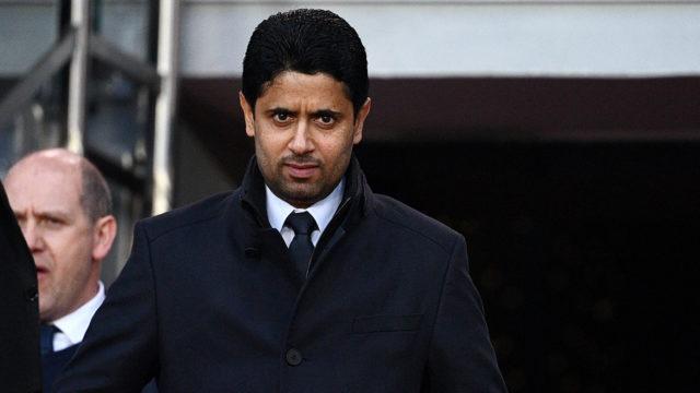 PSG chief Al-Khelaifi dispels Buffon rumours