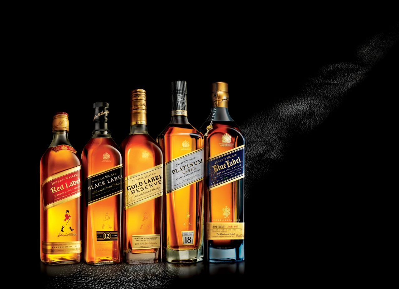 johnnie walker and hbo team up for �game of thrones