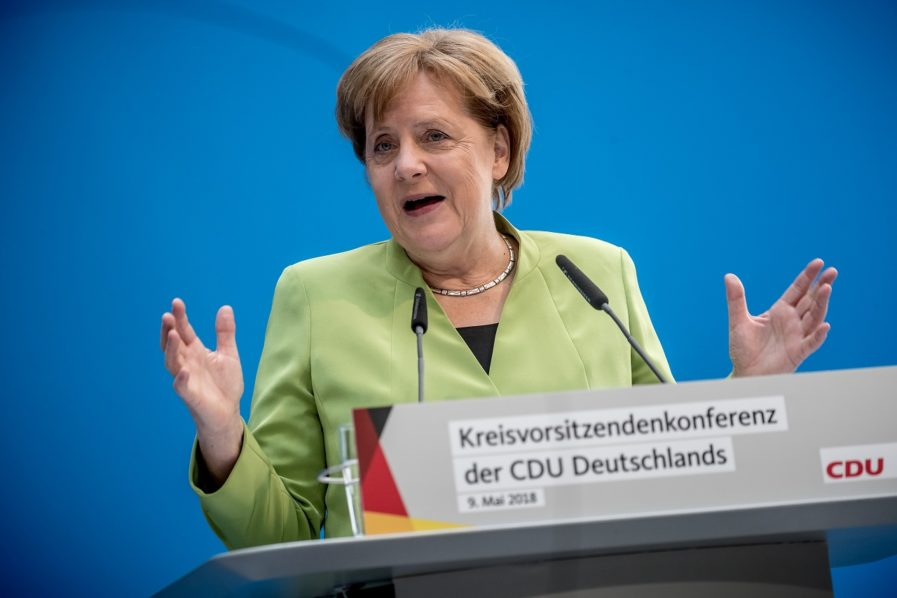 Merkel Says US Pullout From Iran Nuke Deal Undermines 'Global Order'