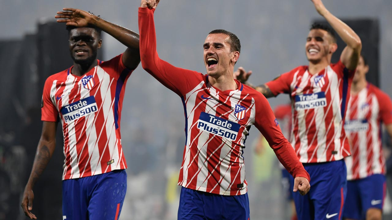 Marseille vs. Atletico Madrid in UEFA Europa League final: Live updates, TV channel, how to watch online