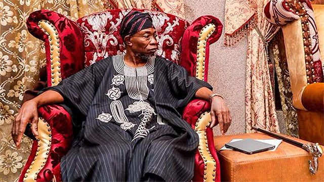 Aregbesola begins construction of 308km rural roads