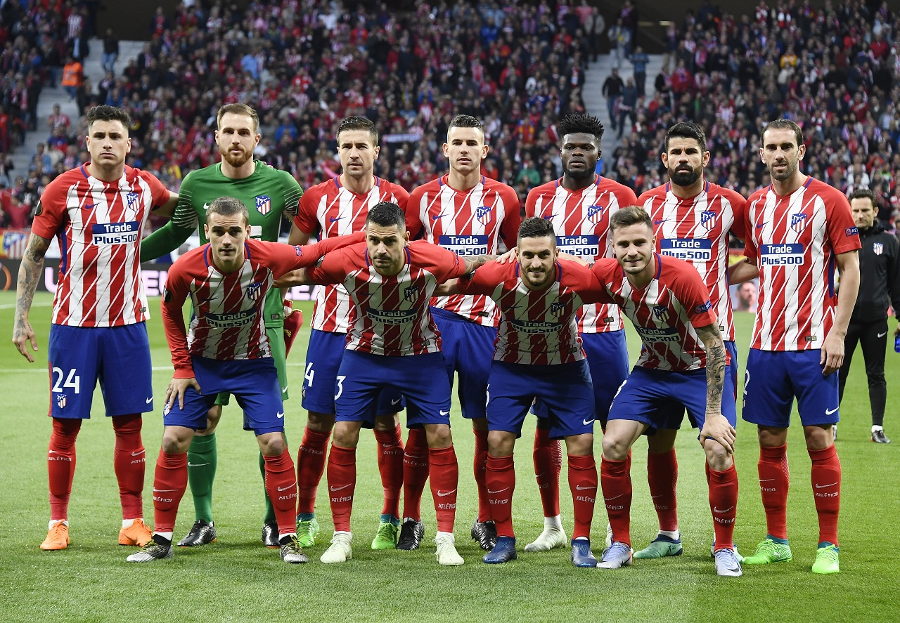 Atletico Madrid to battle Eagles in maiden GOtv MAX Cup in ...