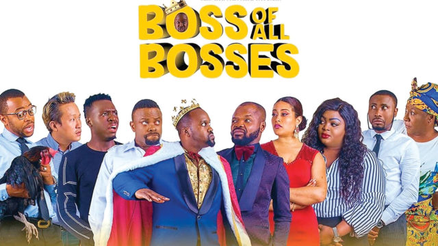 Okon Lagos, Patience Ozokwo, Akpororo, Nedu others meet in Boss Of All Bosses