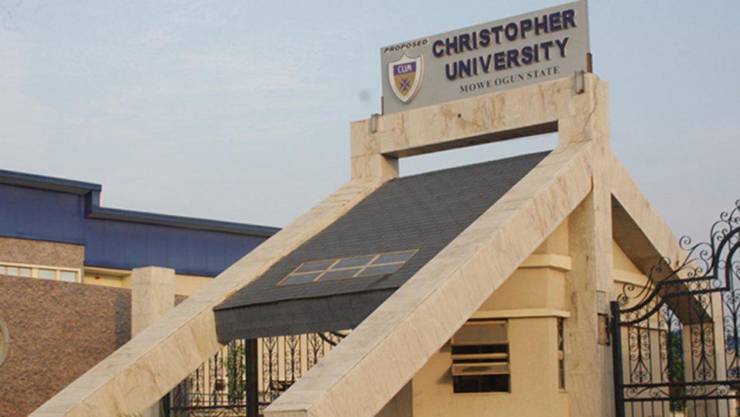 Image result for Christopher University, Mowe,