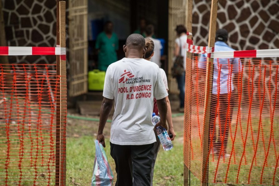 Two Ebola Patients Slip out of Congo Hospital