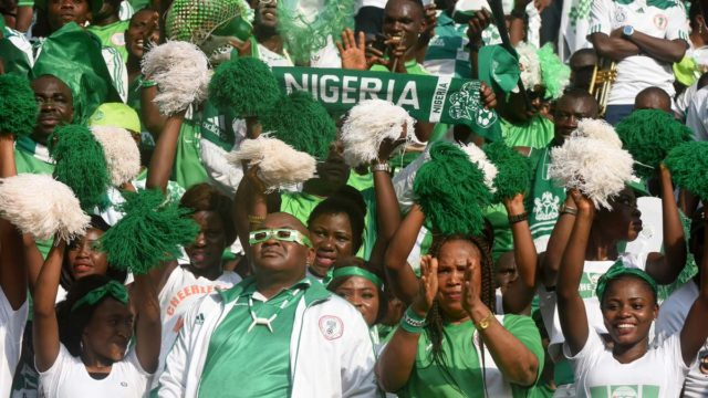 AS Roma to support Super Eagles at the World Cup