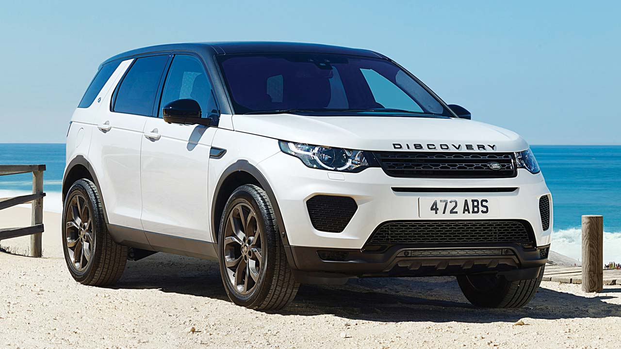 Land Rover Introduces Discovery Sport Landmark Edition