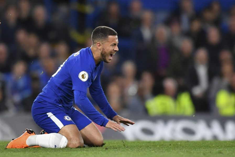 Hazard warning for Man United as troubled Chelsea eye FA Cup salvation