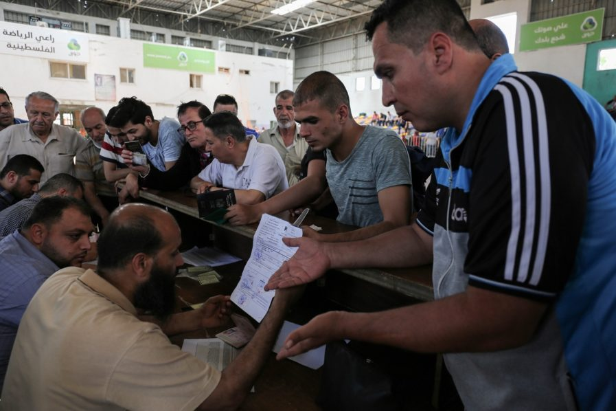 Egypt opens Gaza border crossing for Ramadan - president