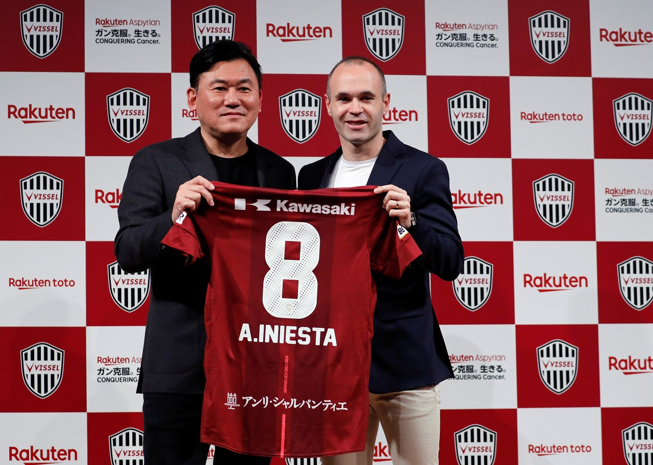 J-league 2018/2019 - Page 4 INIESTA