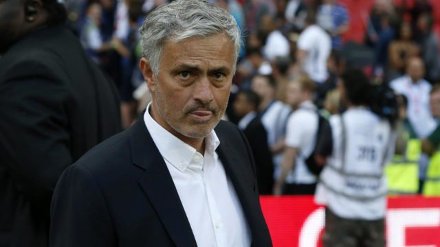 Mourinho bemoans losing at his own game to Chelsea's Conte