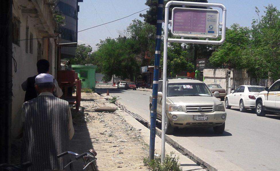 Explosions rock Afghan capital, the target of recent attacks