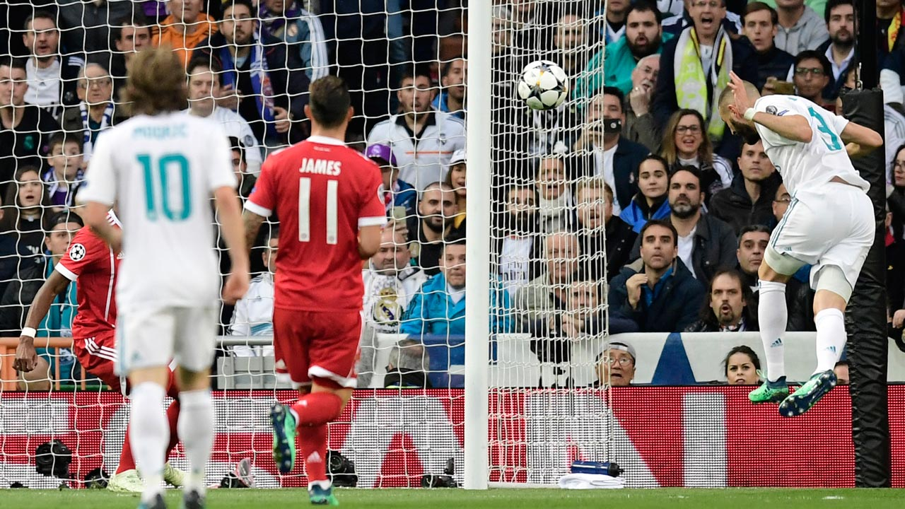 Real Madrid edges out Bayern Munich to reach Champions League final