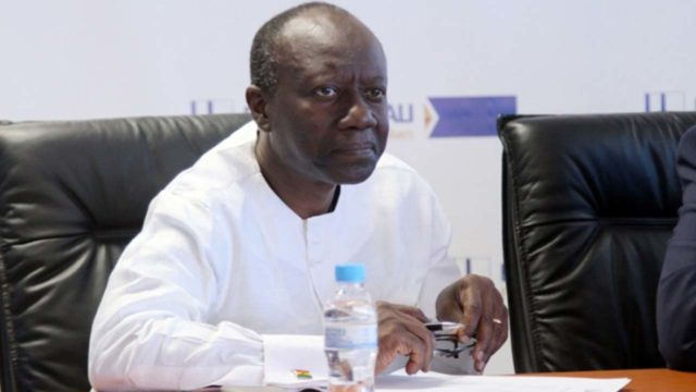 Ghana's Finmin Ken Ofori Atta on translating economic growth to jobs