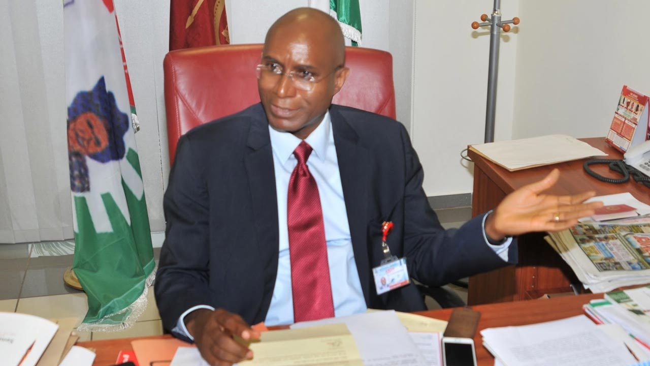 Senator Omo-Agege attends plenary session