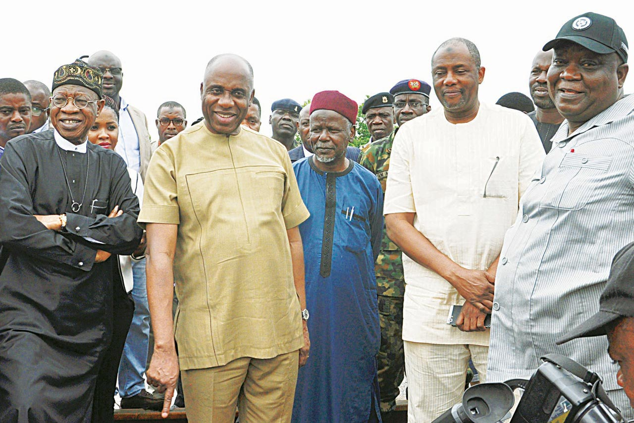 Track laying commences on Lagos-Ibadan fast rail""
