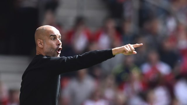 Man City chairman expects more under 'relentless' Guardiola