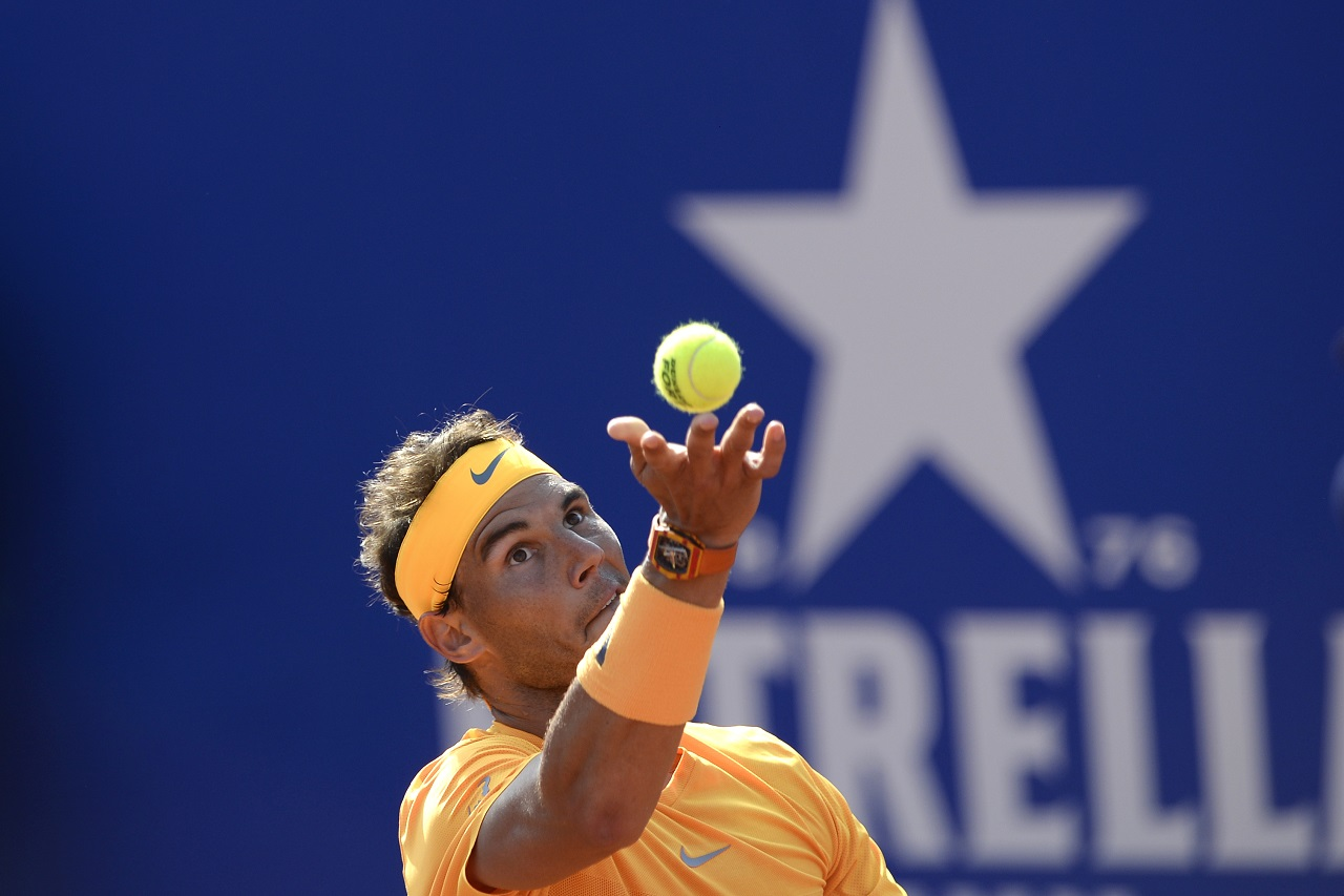Zverev, Nadal in quarters
