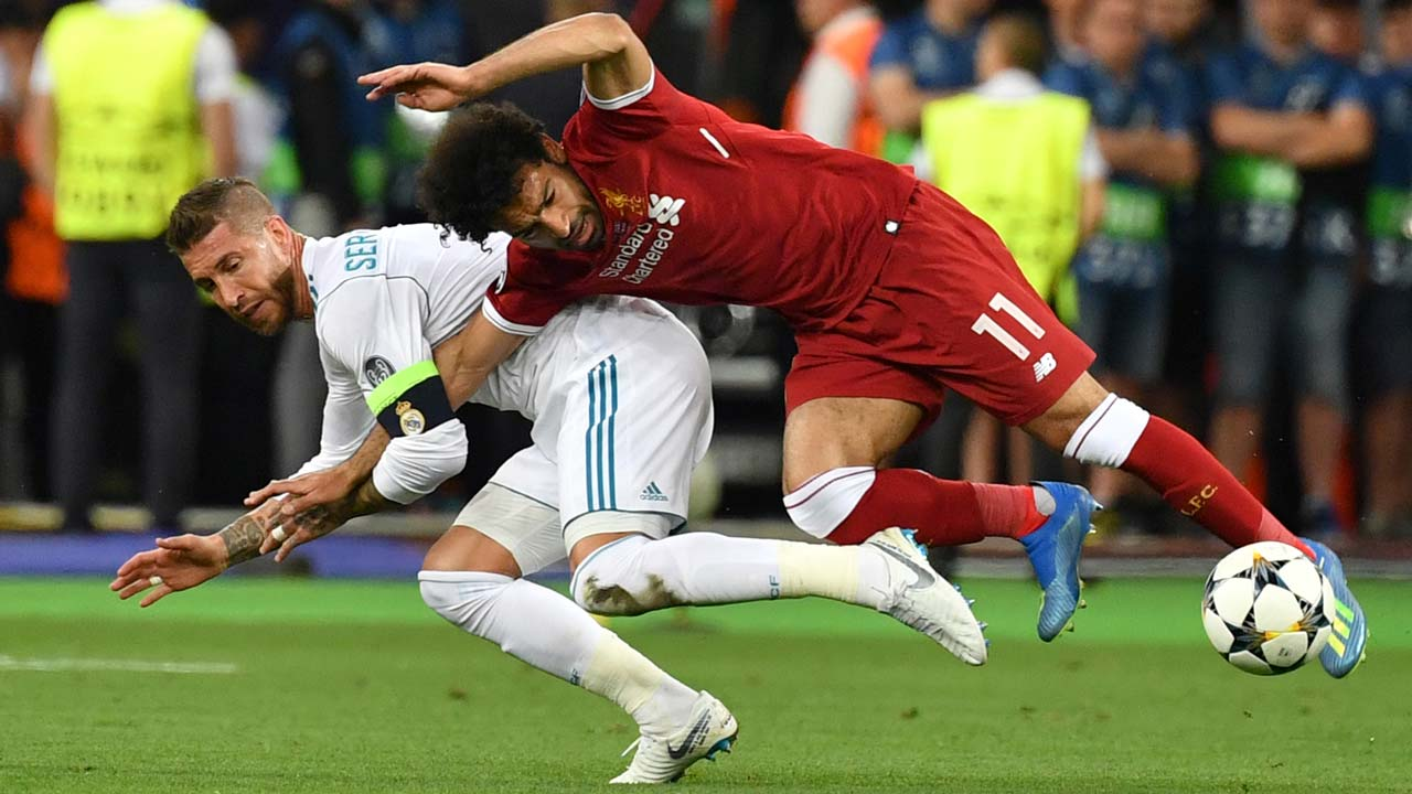 SPORT: Hope for Salah as angry Egyptians snap at 'Ramos the Dog'