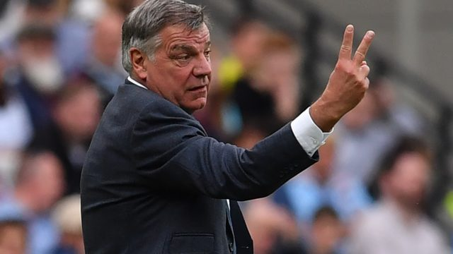 Allardyce sacked as Everton manager, Silva favoured for job