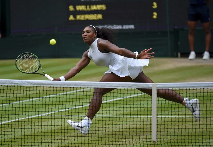 How tennis rules are affecting Serena Williams' post-baby career