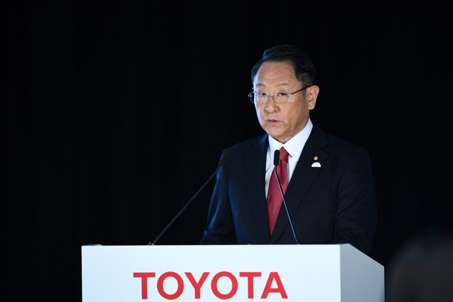 Toyota posts record income of $23 billion