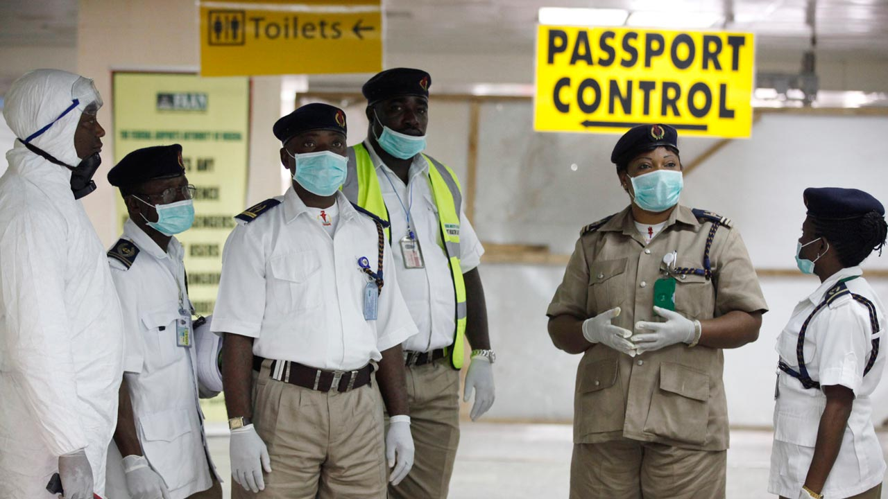 Nigeria increases airport screenings after Ebola outbreak in Congo