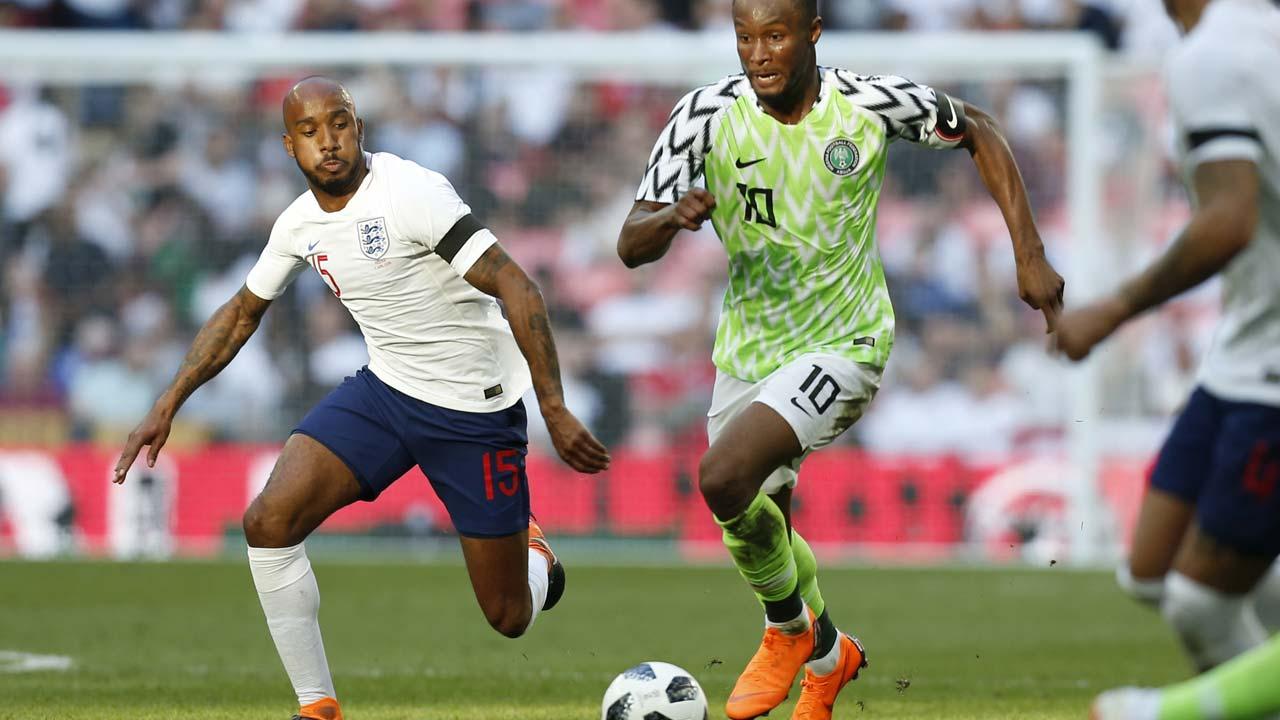 We must work hard to beat Croatia, Mikel tells teammates