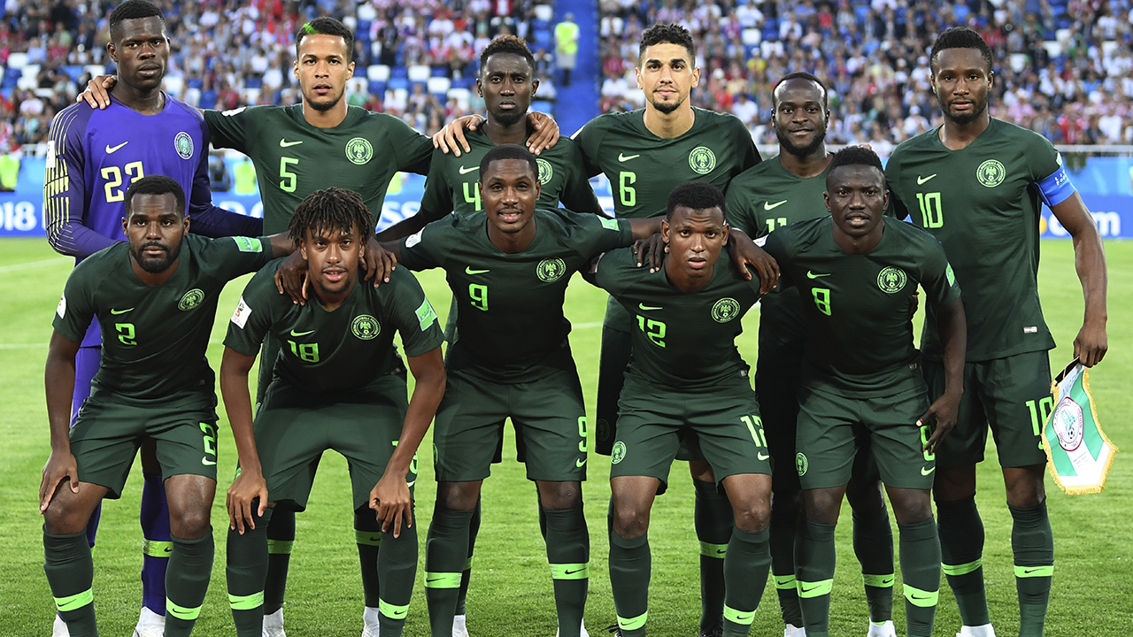 We'll redeem our image against Iceland - Etebo