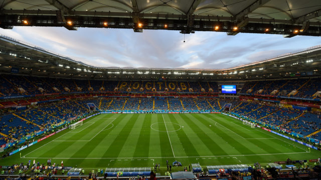 Brazil versus Switzerland World Cup starting line-ups