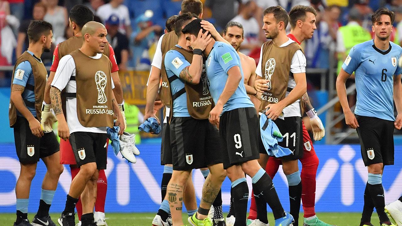 SPORT: Suarez sends Uruguay into last 16 with hosts Russia