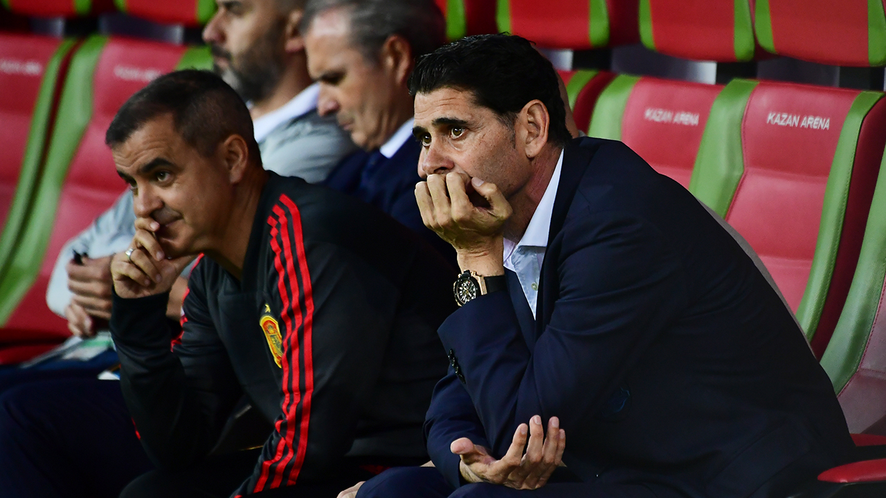 SPORT: Spain coach Hierro picks Carvajal for Iran match