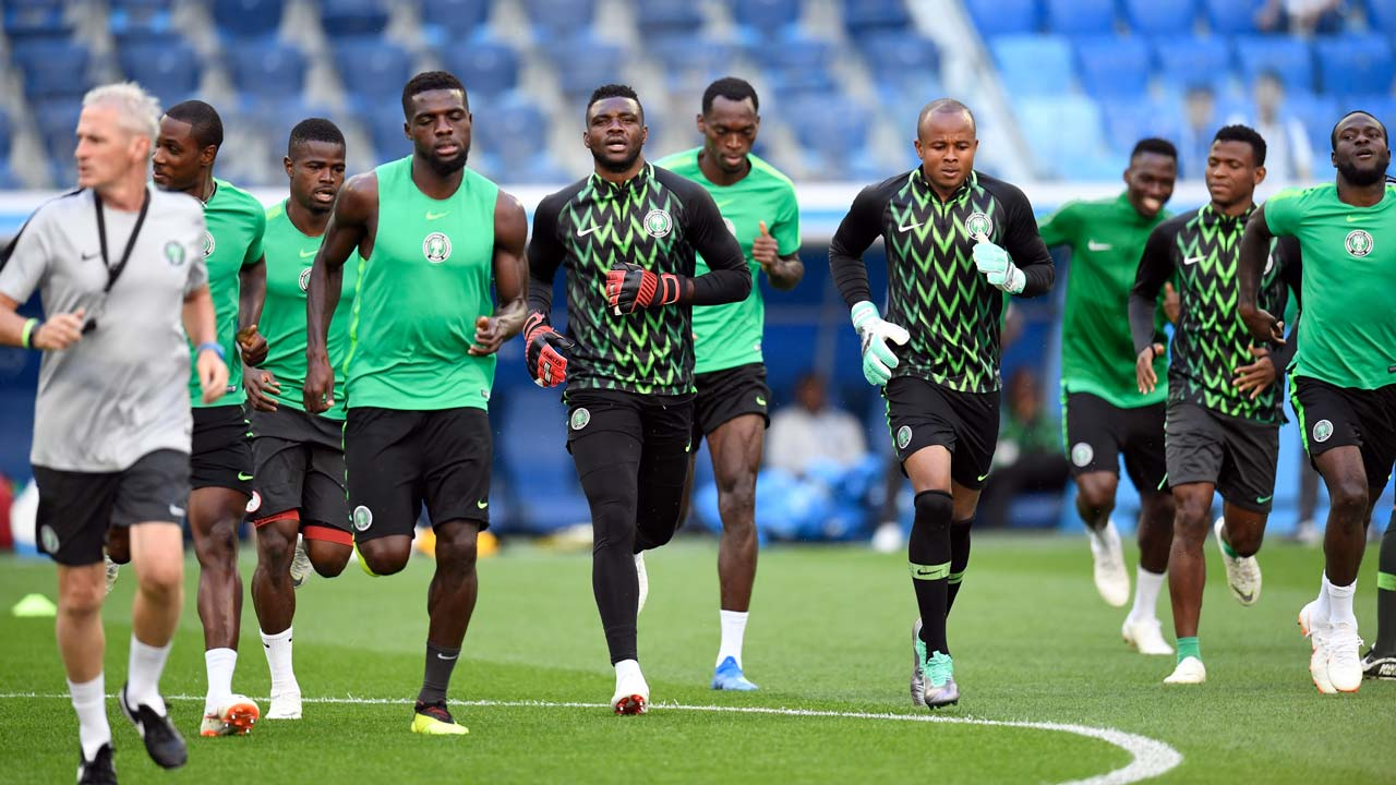 Nigeria will go hard on Argentina because there is no mercy for Messi, says Rohr