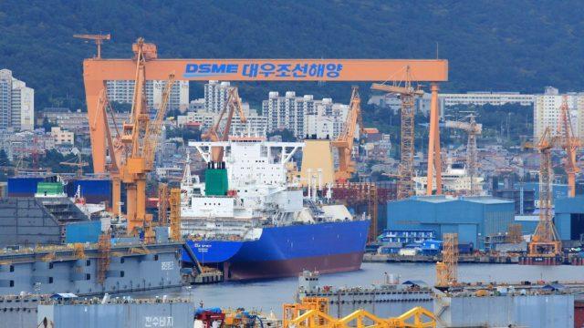 Daewoo Shipbuilding targets $9 billion earnings in 2018