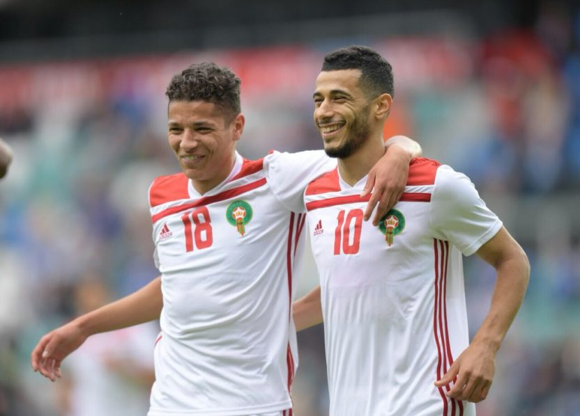 cheap for discount bc496 2ce32 Morocco World Cup 2018 team guide: tactics, key players and ...