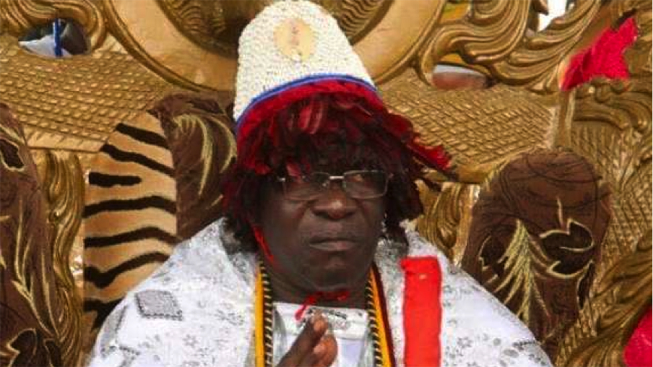 Ata Igala berates government over vote-buying
