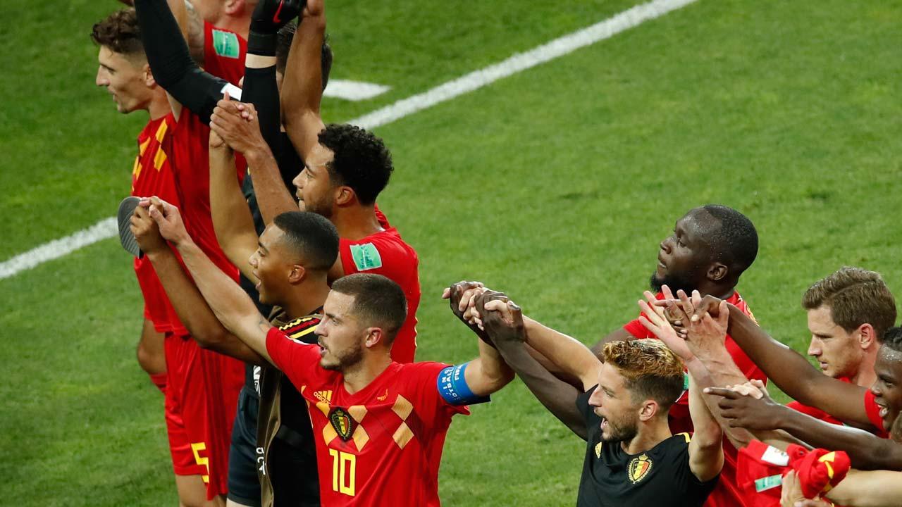 SPORT: Lukaku scores twice as Belgium prove too strong for Panama
