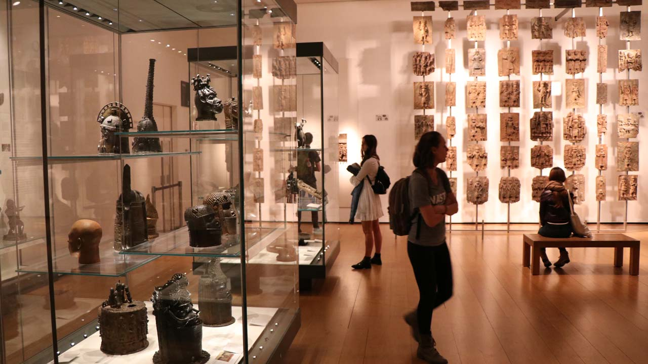 121 years in absentia, tracking the Benin bronzes | The Guardian ...