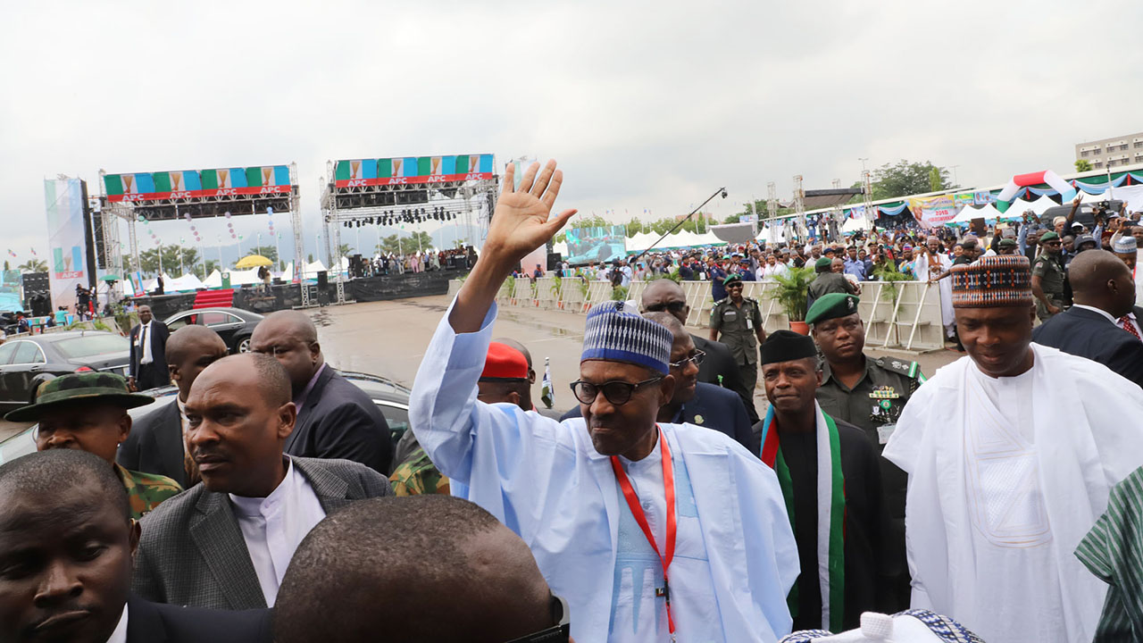 Buhari's Visit : Police deploy 1,711 officers in Niger