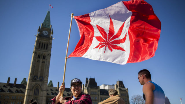 Canadian senate clears cannabis legalization