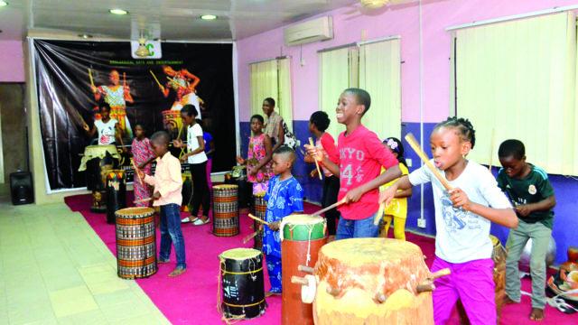 Children Drum Fiesta holds July
