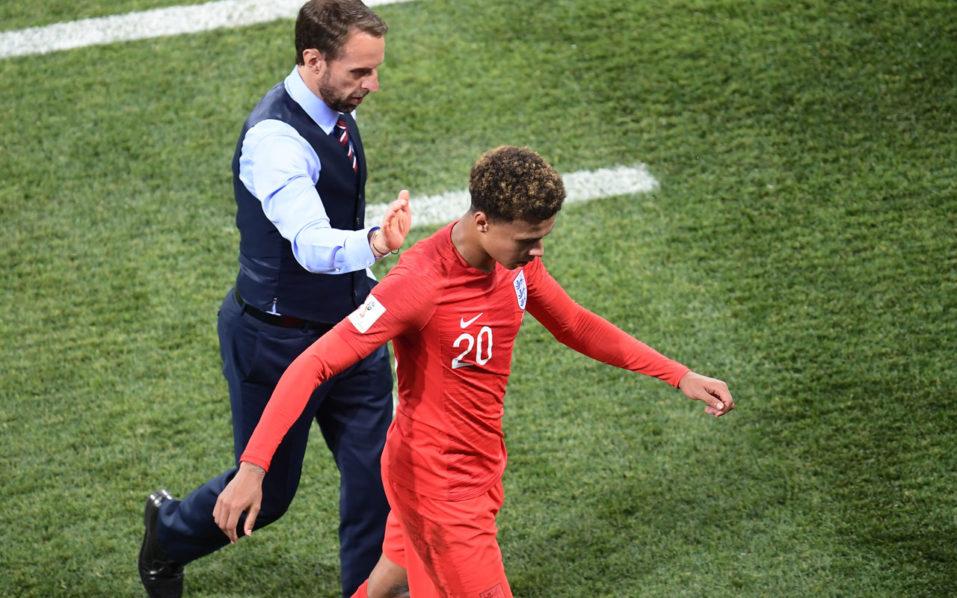 SPORT: England face anxious wait on Alli thigh problem