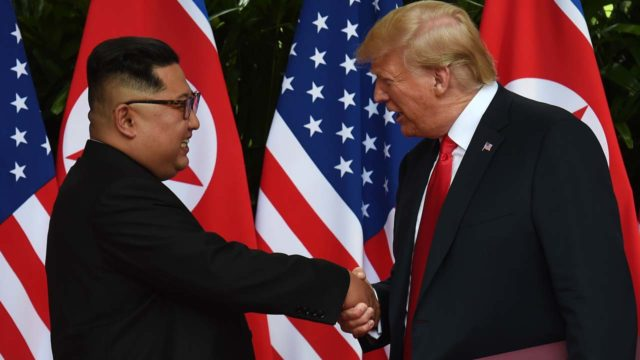 Trump, Kim agree on denuclearization, deal considered symbolic