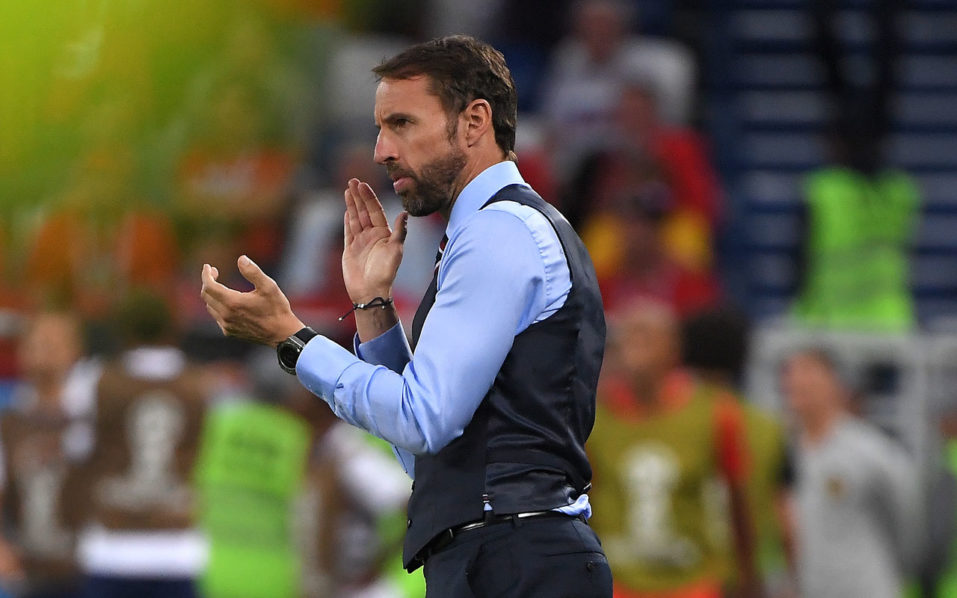 SPORT: Southgate's gamble piles pressure on England for Colombia clash