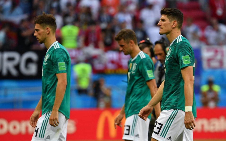 205dc44ddab Germany sift through wreckage of World Cup debacle | The Guardian ...