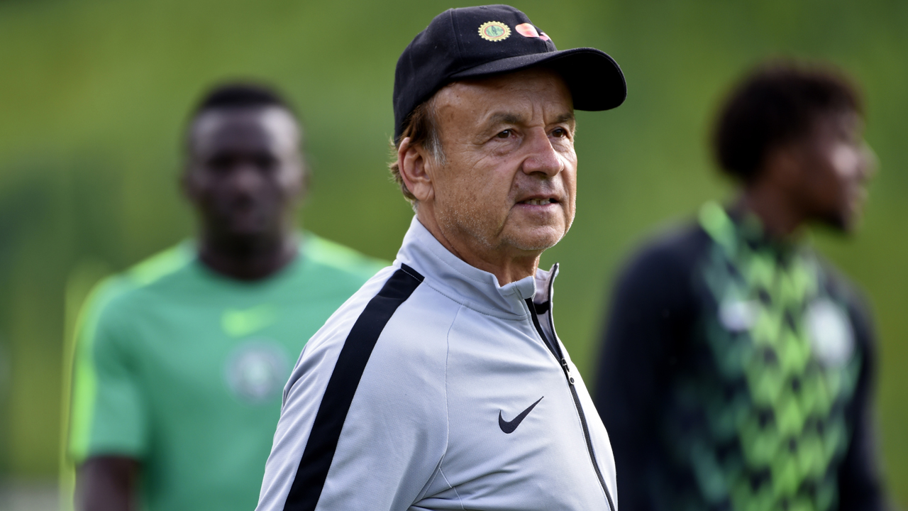 NFF directs Rohr to source for players from local league