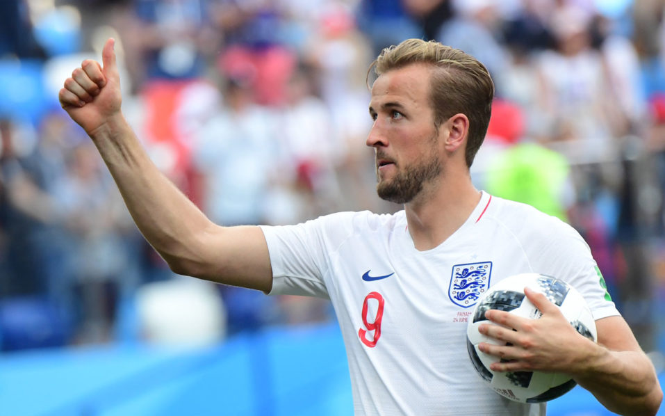SPORT: Kane fires England to World Cup knockout stage
