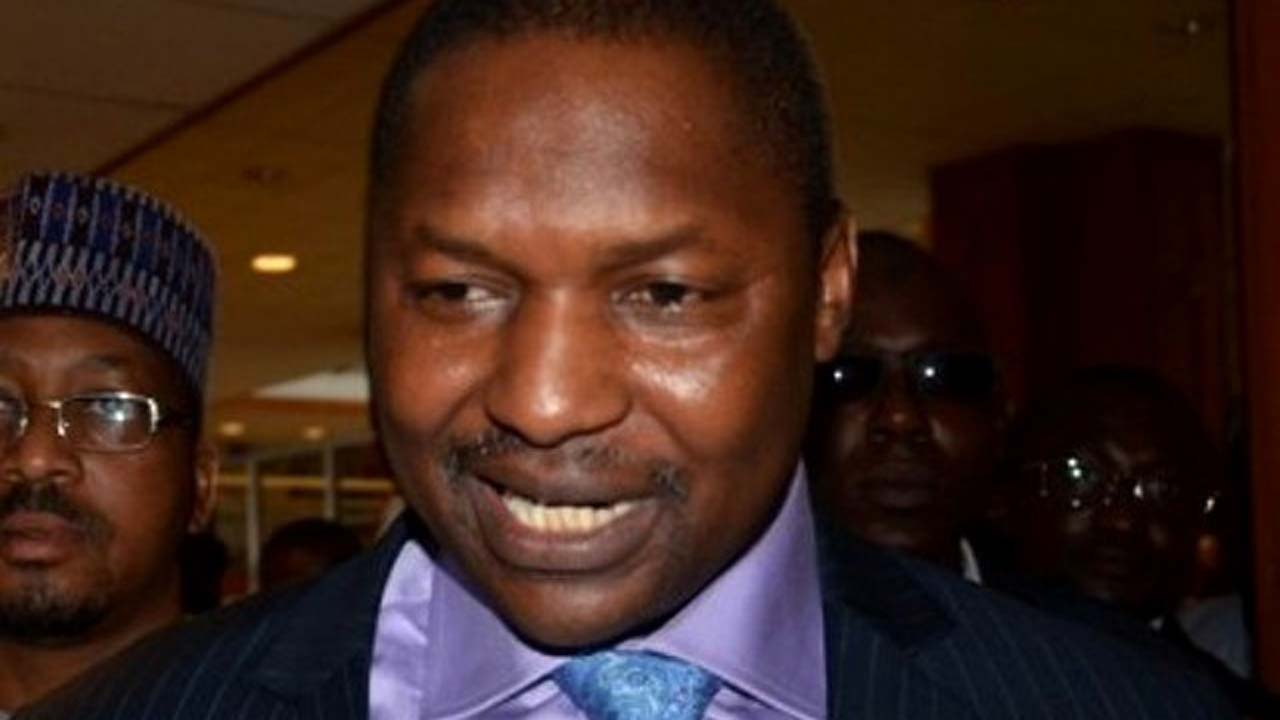 Image result for Malami inaugurates 17-man anti-corruption evaluation Committee