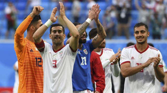 Own goal hands Iran late victory over Morocco