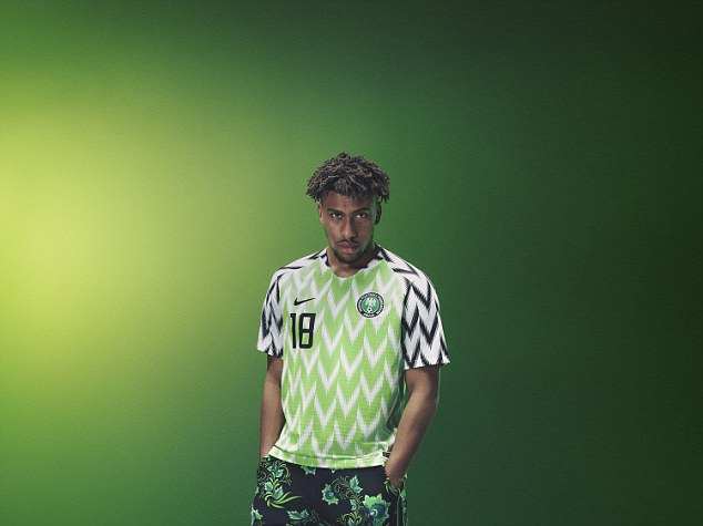 detailed look 3a7a9 2ecb9 Super Eagles Jersey sells out in three minutes | The ...